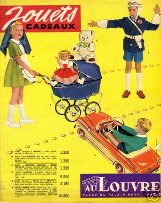 Catalogue Au Louvre 1956